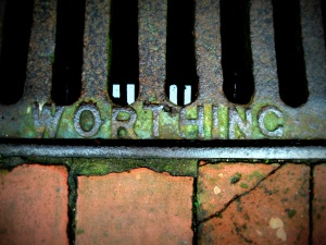 Worthing drain