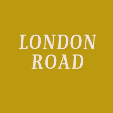 London Road badge 1