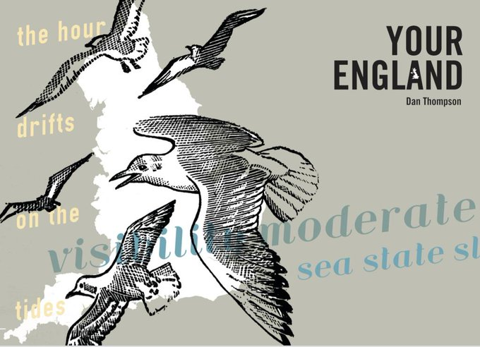 Your England cover